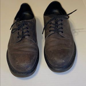 Doc Martens 4 eye Brown Leather Size 11 Men